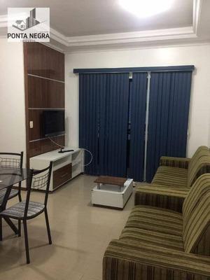 Apartamento Com 3 Dormitórios Para Alugar, 94 M² Por R$ 2.000/mês Alameda Albânia, 50 - Ponta Negra - Manaus/am - Ap0363