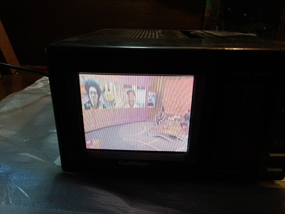 Tv 5 Polegadas Colorida Goldstar