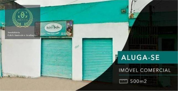 Loja Para Alugar, 500 M² Por R$ 3.500/mês - Santa Cecília - Viamão/rs - Lo0014