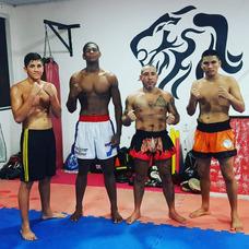 01 Ano De Treinos Particulares De Boxe, Kickboxing Muaythai