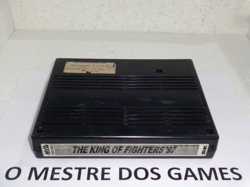 The King Of Fighters 97 Original Para Neo Geo Mvs