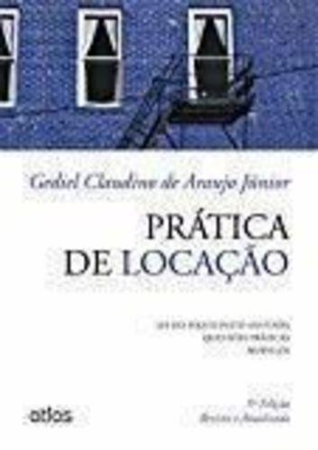 Livro Prática De Locação Gediel Claudino De Araujo Júnior