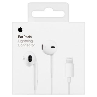 Fone Ouvido Original Apple iPhone 7 8 X Xs Earpods Lightning