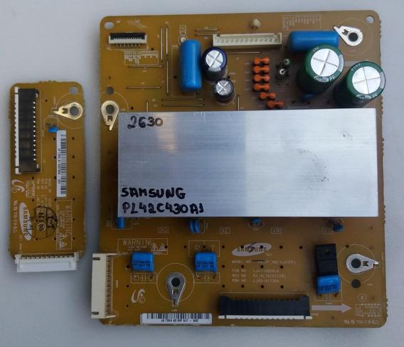 X-main Samsung Pl42c430a1mxzd - Lj41-08591a