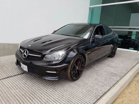 Mercedes Benz C63 Amg Coupe Venta En Agencia 2014 Ed 507