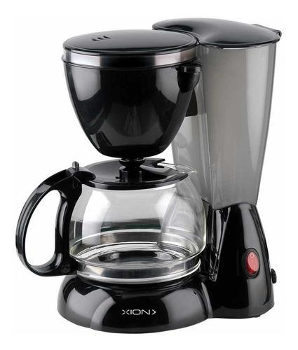 Cafetera De Goteo Xion Para 6 Tazas Con Filtro 600w Nnet