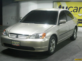 Honda Civic 4dr Lx