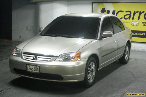 Honda Civic 4dr Lx