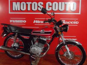 Zanella Sapucai 125 Winner Cg Baccio Classic Motos Couto