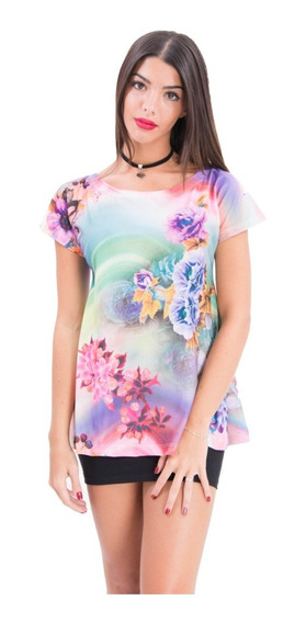 Remeron-vestido-seda Fria-5 Talles -axioma