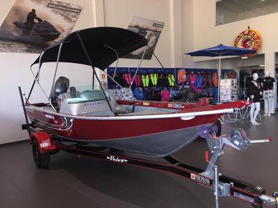 Lancha/barco Malibu 16 Sport + Yamaha 60hp 4 T ( Zero Hora )