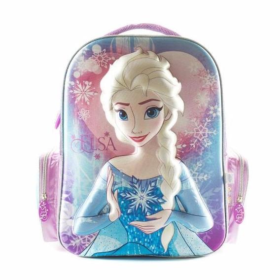 Mochila 3d Espalda 17 Frozen (9797)
