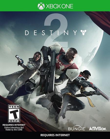 Destiny 2 - Xbox One - Pronta Entrega! Nacional!