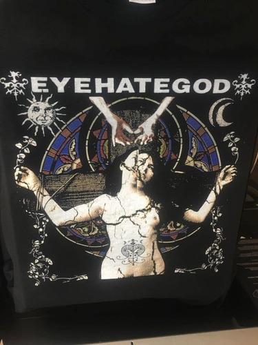 Imagen 1 de 3 de Eyehategod - Metal - Polera- Cyco Records