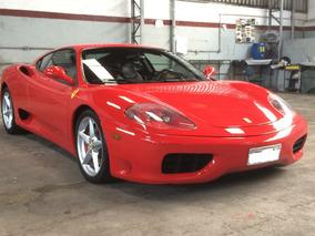 Ferrari F360 Modena F1 Imaculada Sem Igual