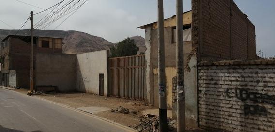 Alquilo Terreno Pachacámac 1900 M2. Porton