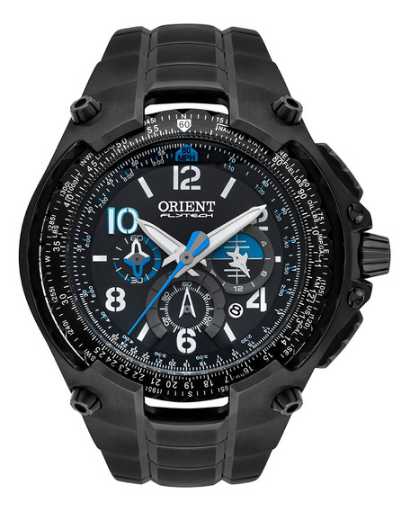 Relógio Orient Flytech Masculino 10 Anos Mpttc001 P2px
