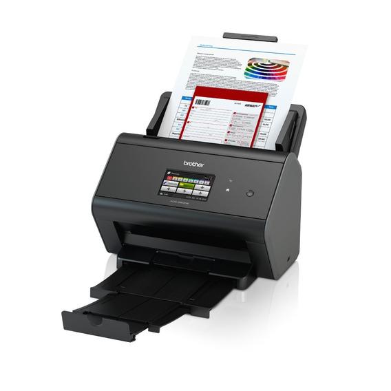 Scanner Automático Brother Ads-2800w S/ Juros