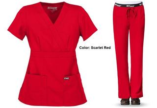 Pijama Quirurgica Greys Anatomy Para Dama Modelo 4153 / 4275