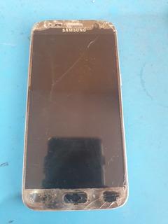 Celular Samsung Galaxy S7 Flat Refacciones O Reparar