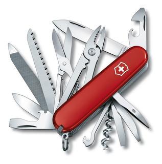 Canivete Suíço Victorinox Handyman Vermelho 24 Funções Orig