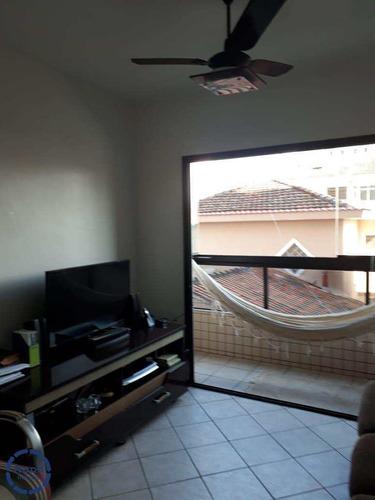 Apartamento Com 2 Dorms, Encruzilhada, Santos - R$ 490 Mil, Cod: 13754 - V13754