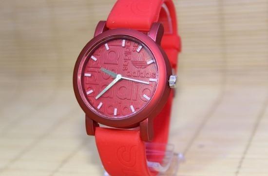 Relógio adidas Com Pulseira Silicone Unissex Promoção