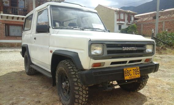 Daihatsu Rocky Campero 1990