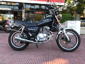 Suzuki Gn 125 Año 2014