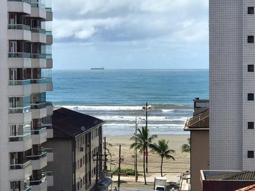 Imagem 1 de 22 de Apartamento Com 3 Dormitórios À Venda, 136 M² Por R$ 650.000,00 - Aviação - Praia Grande/sp - Ap0221