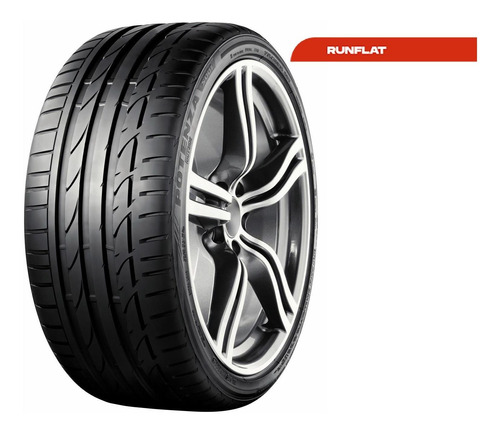 Pneu Bridgestone Aro 17 Potenza S001 255/45r17 98w Run Flat