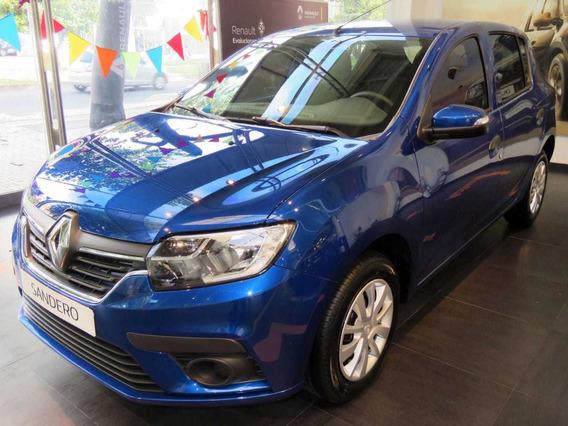 Renault Sandero Life Ph2 Motor 1.6 2020