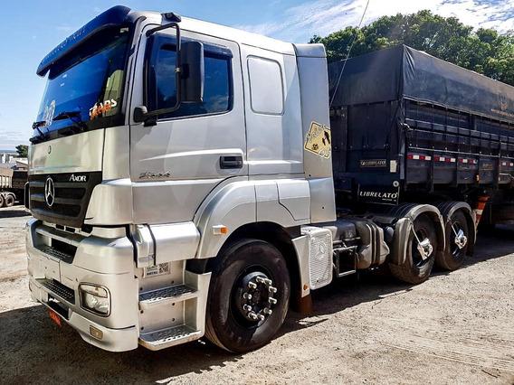 Axor 2544 2010 Nao Scania 440, Fh 440, 25390,