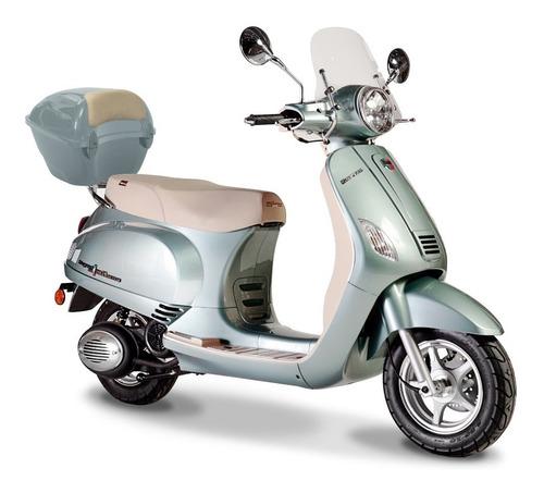 Scooter Corven Milano 150 0km Retro Italiano