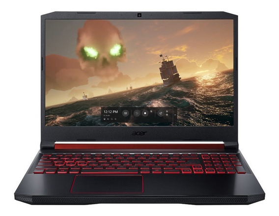 Notebook Acer Nitro Core I7 8gb 1tb Ssd 1650 4gb 15,6 Fhd