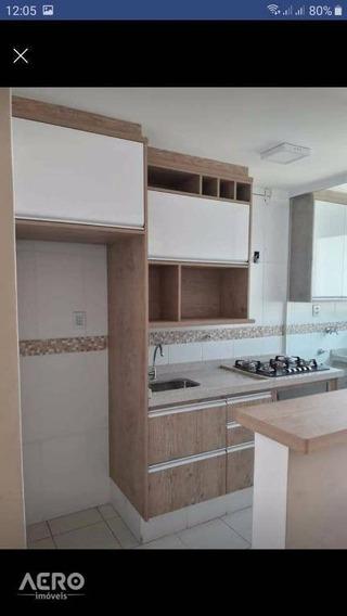 Apartamento Com 2 Dormitórios À Venda, 48 M² Por R$ 145.000 - Jardim Terra Branca - Bauru/sp - Ap1483