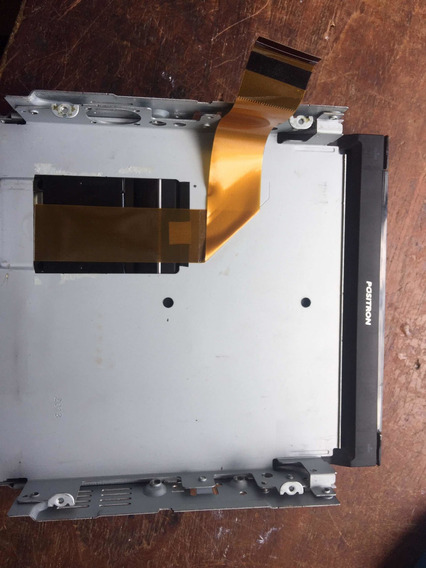 Tela Completa Com Flat Touch Dvd Positron Sp6700dtvsp6300av