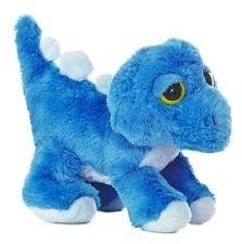 Dinosaurio Peluche Serie Dreamy Eyes. Azul