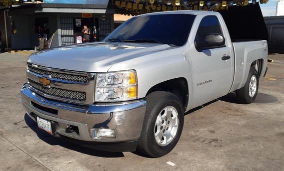 Chevrolet Silverado Lt Automática