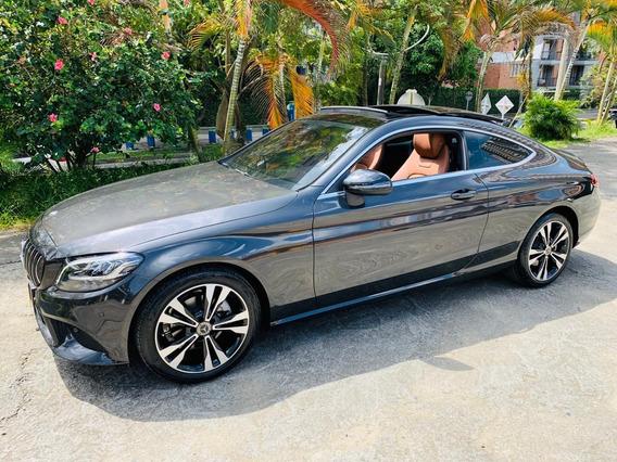 Mercedes-benz Clase C Coupe 2020 1300km 2.0cc