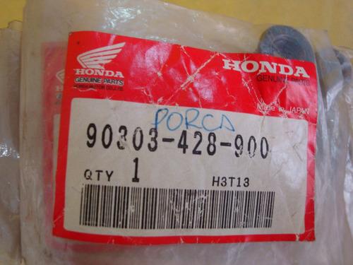 Porca Flange 10mm Honda Vários Modelos Original