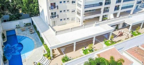 Apartamento Para Venda Em São Paulo, Perdizes, 4 Dormitórios, 4 Suítes, 5 Banheiros, 5 Vagas - Cap2072_1-1182528