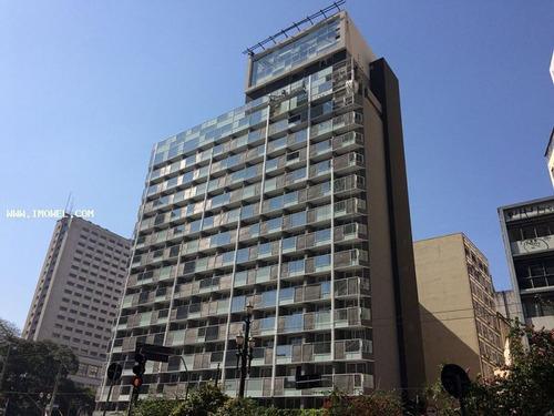 Imagem 1 de 1 de Kitnet Para Venda Em São Paulo, Bela Vista, 1 Dormitório, 1 Banheiro - Setin_1-820757