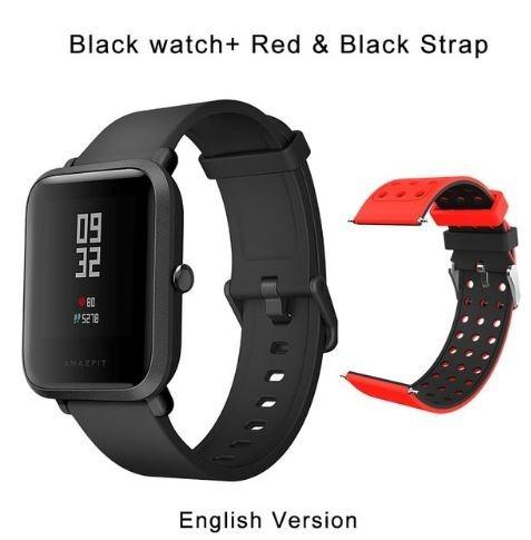 Relógio Pulso Inteligente Medidor Frequência Cardíaco Xiaomi