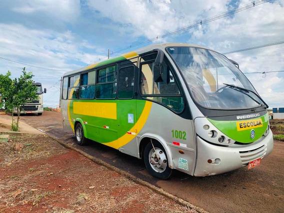 Micro Ônibus Vw8-150 Neobus Thunderboy