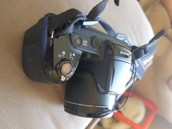Câmera Nikon L810- Faço Mais Barato
