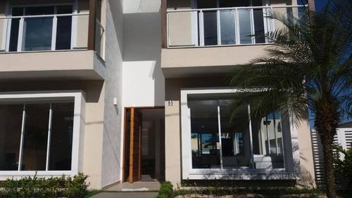 Imagem 1 de 27 de Casa Com 4 Dormitórios À Venda, 480 M² Por R$ 1.800.000,00 - Costa Nova - Caraguatatuba/sp - Ca0706