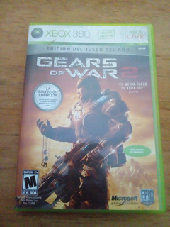 Gears Of War 2 Xbox 360