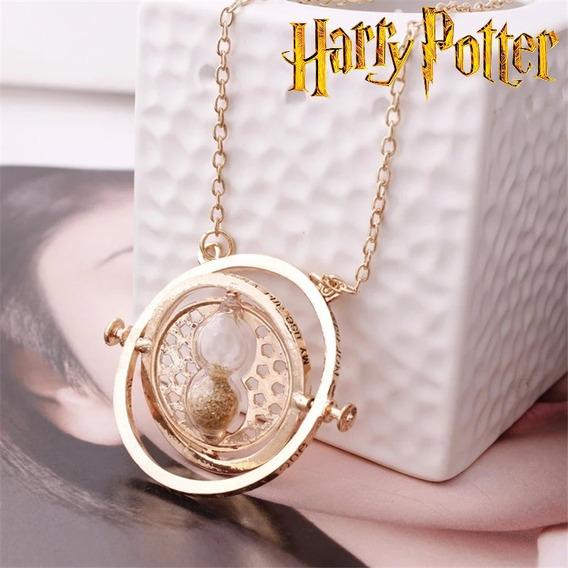 Collar Giratiempo Movil Harry Potter ®