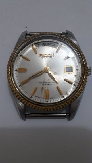 Relógio Ricoh Automático - B33